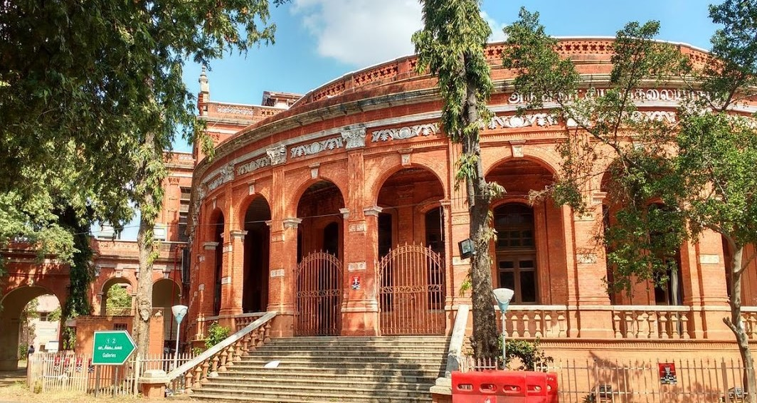 "The ""Madras"" Government Museum"